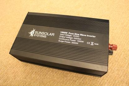 FixItWorkshop Jul'17, Sunsolar Systems Inverter