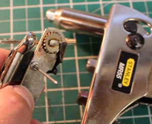FixItWorkshop, Sep'17, Probus Butterfly Can Opener repair