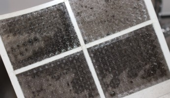 FixItWorkshop, Jan'18, GET Dehumidifier repair, dirty filter.