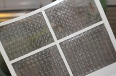 FixItWorkshop, Jan'18, GET Dehumidifier repair, clean filter.