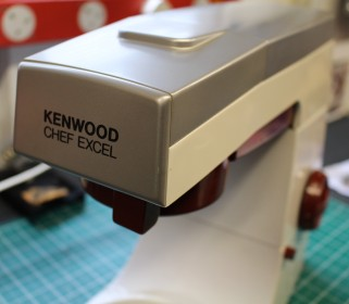 FixItWorkshop, May'18, Kenwood Chef Excel A902/A904, front.