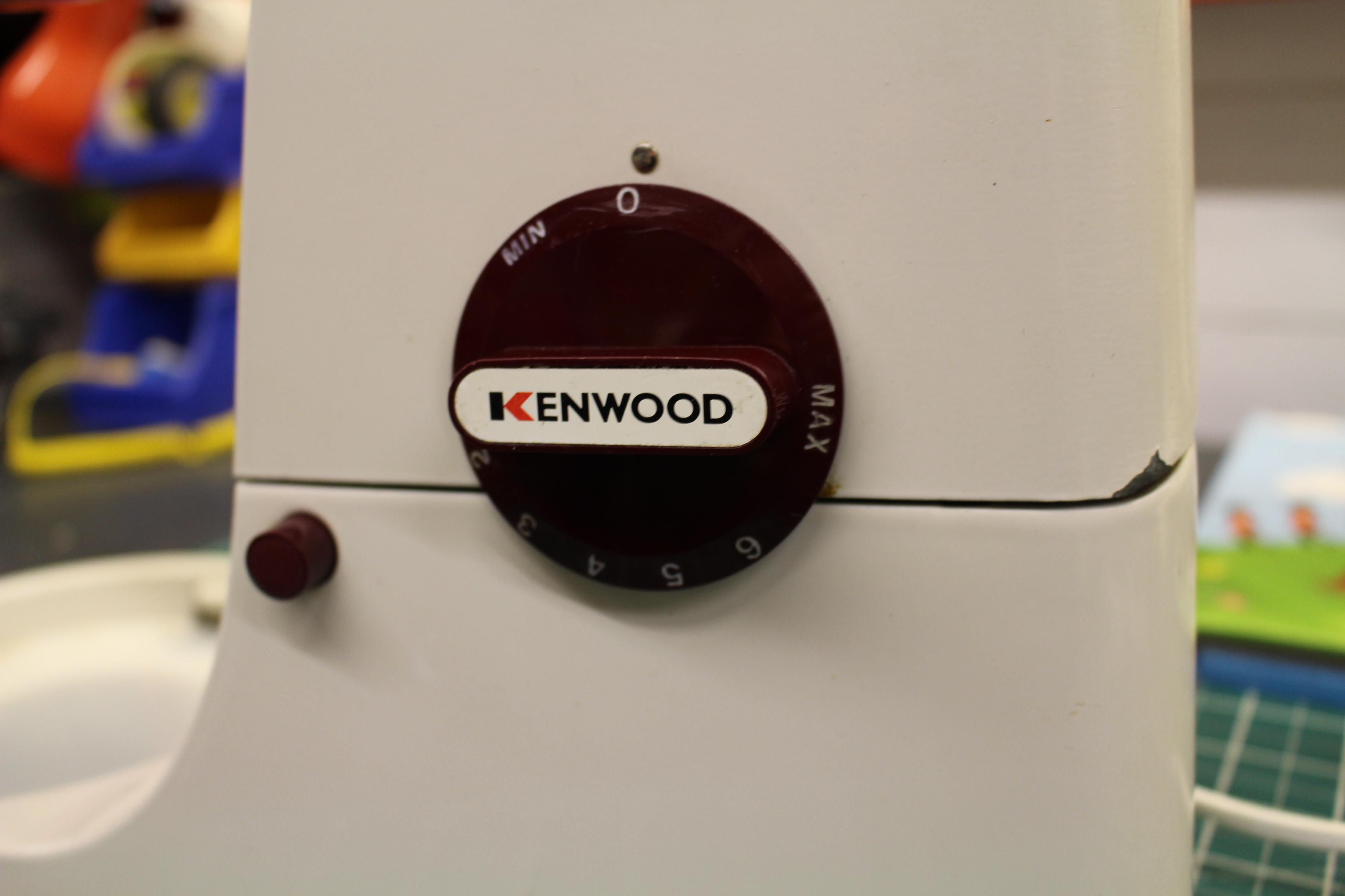 Kenwood – Fix It Workshop