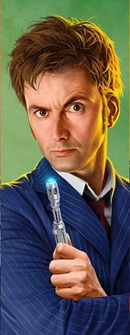 Doctor Who's Sonic Screwdriverregenerated